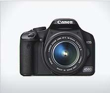 EOS 450D KIT (EF-S18-55IS&EF-S55-250IS)
