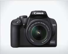 EOS 1000D KIT(EF-S18-55IS)